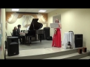 Вадим Генин - Три женских портрета для саксофона и фортепиано (исп. Анастасия Самородина, Иван Андреев)