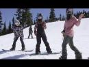 Burton Girls Presents Ep 1 Stand Up snowboarding