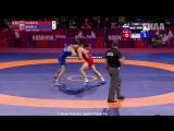 Роман Власов vs Виктор Немеш GR 77 kg Финал. Каспийск 2018