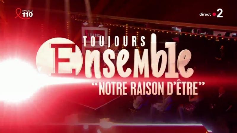 Sidaction 2018_Tous ensemble_Notre raison d'etre_Chansons d'amour_France 2_24.03.2018