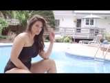 Ashley Graham on How to Find The Perfect Swimsuit _ ELLE