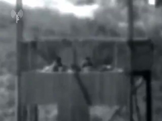 Video of firing from the #Hamas position towards our forces and then shelling the site by #IDF forces in response.