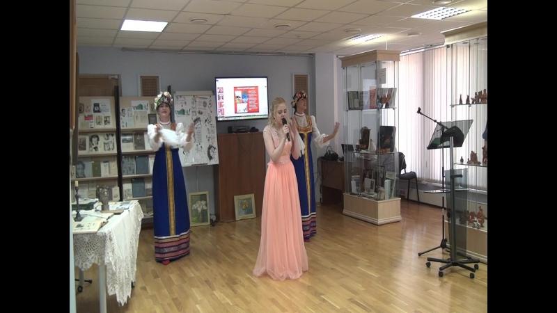 РУССКИЕ КРАСАВИЦЫ мини мюзикл от солистов ансамбля В Мире Танца ТГУ