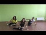 Зачет6 Адиса, Регина, Полина - Girls' generation (snsd) - Holiday (dance practice by X-Motion)