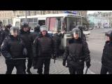 5 ноября 2017 года в центре Москвы прошли массовые задержания.