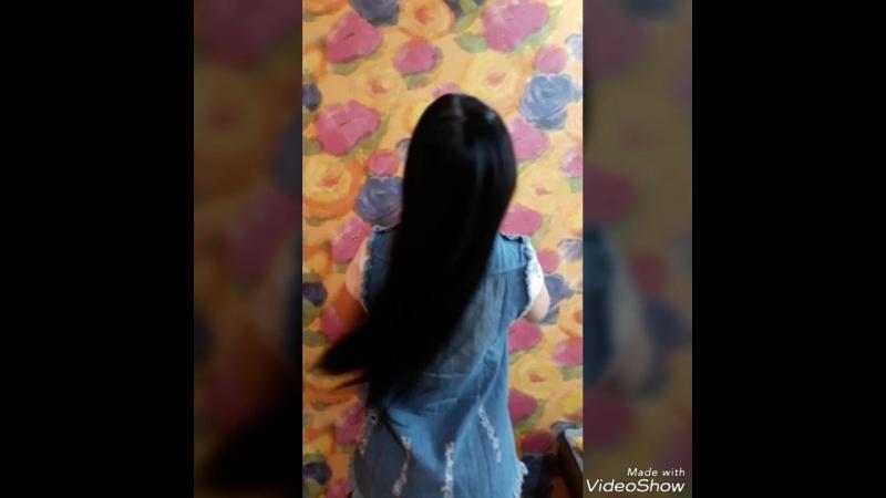 Наращивание южно русских волос 60 см 190 прядей