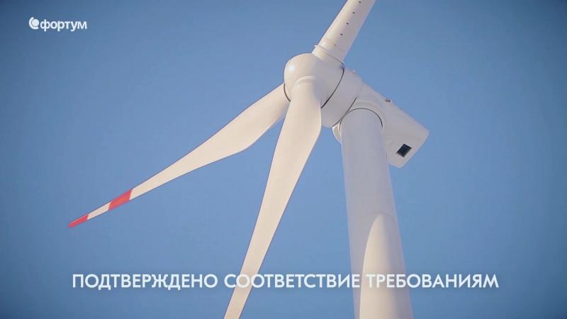 Ульяновская ВЭС пуско наладочные работы Декабрь 2017