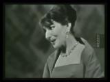 Мария Каллас-Ария Розины-Россини, Севильский цирульник 1958 год
