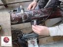ZERO100FU fixed ultrasonic flow meter setting