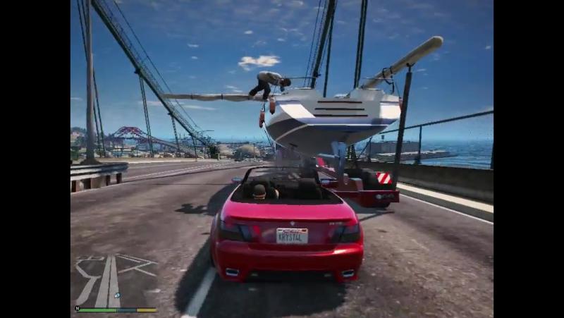 GTA5 прохождение: Отец и сын