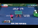WORLD CUP London 22.02.2018 Ding Ning vs Nam Hae Kim
