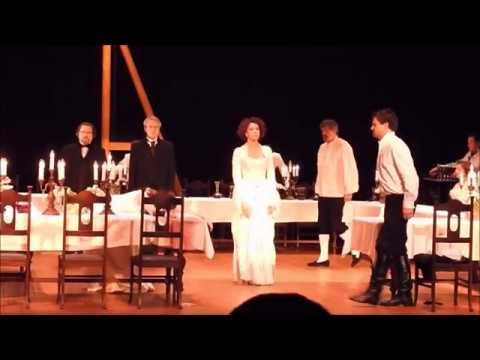 Curtain Call in Lev Dodins Love and Intrigue with Rappoport, Kozlovsky, Boyarskaya 6.6.18