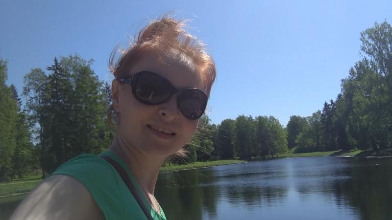 Павловский парк велосипедно-пешая прогулка