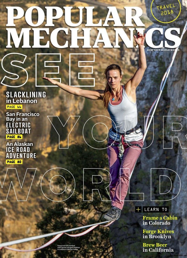 Popular Mechanics Ebook
