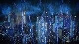 Rain &amp Thunder in City Sleep, Study, Focus 10 Hours Rainstorm White Noise