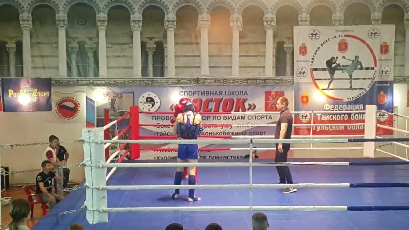 2018 05 12 Жавохир Абдулхамидов 1 раунд