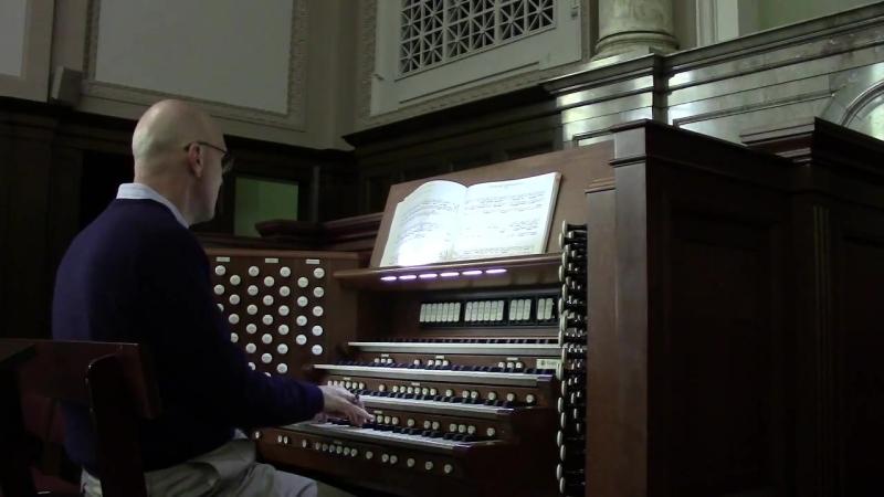 601 J. S. Bach - Herr Christ, der ein'ge Gottes Sohn (Orgelbüchlein No. 3), BWV 601 - Mark Pace