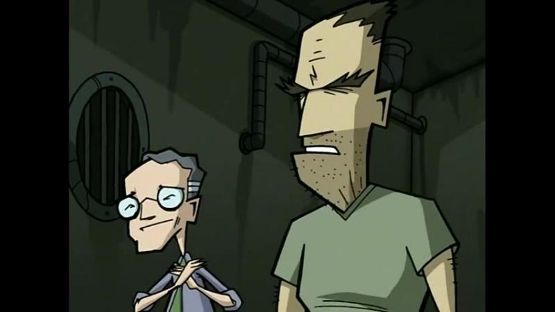 Invader Zim S01E21 FBI Warning of Doom ENG