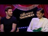 Hugh Jackman, Zac Efron, Zendaya on Creating the New Movie-Musical The Greatest Showman
