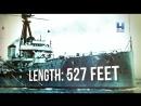 Viasat history - Боевые корабли. Первые металлические военные корабли