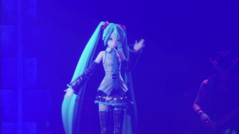 Hatsune Miku - Two Breaths Walking 二息歩行 (Hatsune Miku Live Party 2013 in Kansai) (1080p60)