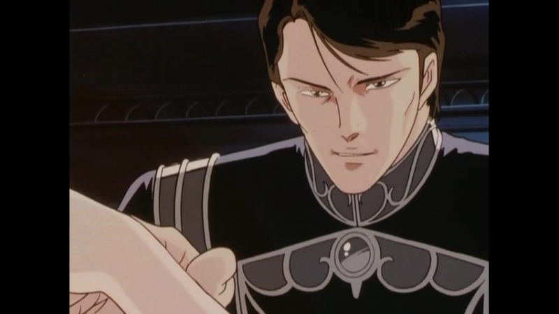 Ginga Eiyuu Densetsu / Легенда о героях Галактики OVA-1 - 58 серия [Persona99.GSG]