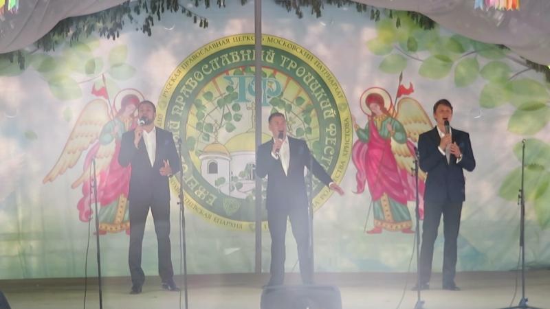 Арт-группаLARGO - Запоют акафист соловьи. Гала-концерт День рождения Церкви.Троицкий фестиваль. 20.05.18