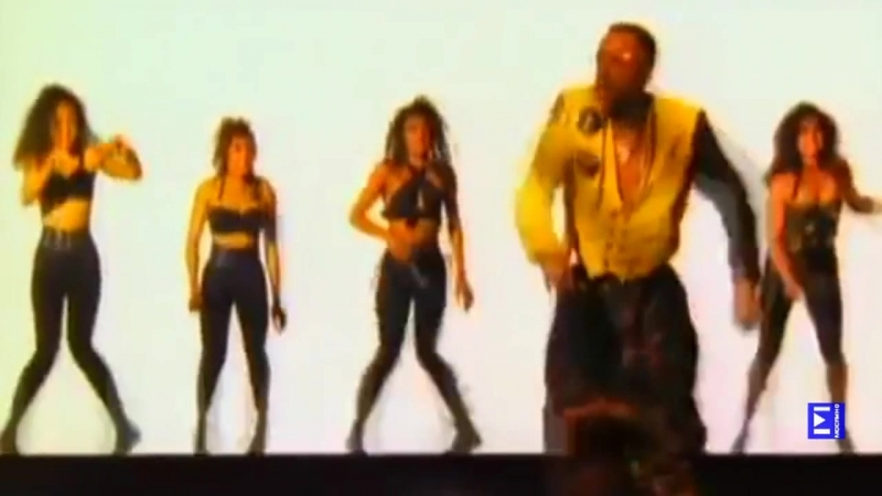 № 100. MC Hammer - U Cant Touch This (1990).