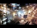 Подборка ДТП со знаками, светофорами, столбами,клумбами,заборами (1 часть)