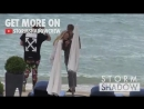Romee Strijd and boyfriend take the pose on the beach in Cannes ( 360 X 640 ).mp4