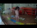 Гимнастика и закаливание у малышей после сна в саду на Орджоникидзе