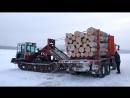 Иркутская область , Компания ПМК24 , зимняя лесозаготовка и лесосплав сезона 2017-2018