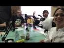 Tini at radiostation Gente Sexy 18 10 17