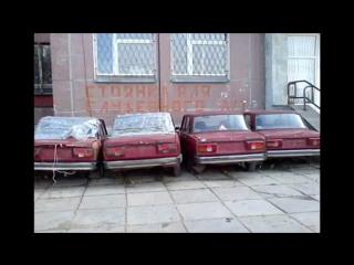 Брошенные и забытые АВТО в РОССИИ