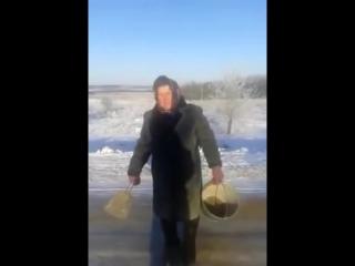 Баба Рая прославила деревню Соколовское в Башкирии на всю Россию