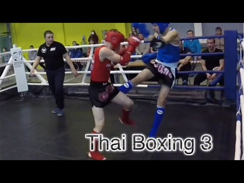 THAI BOXING.Final Fight 3.