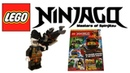 Обзор журнала LEGO Ninjago № 8 2018 года