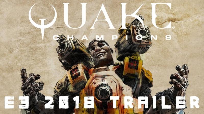 Quake Champions à l'E3 2018 – Jouez gratuitement pour une durée limitée!