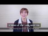 MTV Asia Spotlight: NCT (LUCAS's Profile)
