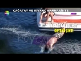 Çağatay Ulusoy - Marmaris __ Hey Canlı (8.06.2018)