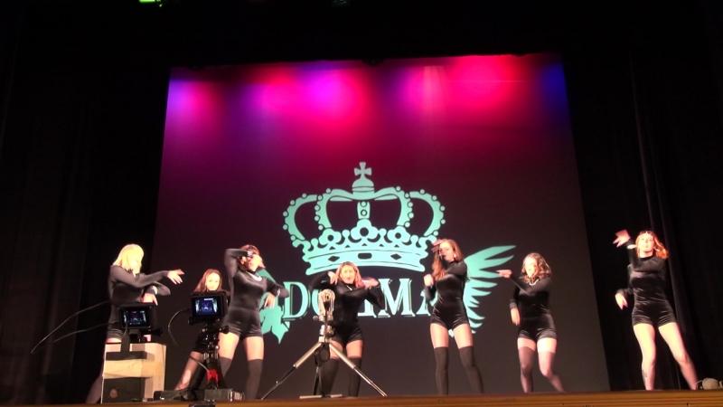 Girls Dance-Dogma-Like A Cat(AOA)