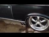 Lincoln Mark III rumble