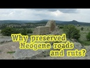 Towns and roads of the Neogene period. Part 5. Spread and dating