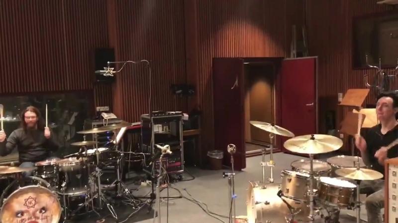 Drums_Chris Harms, Nik Kahl, Gared Dirge_24.02.18