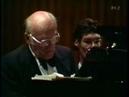 Sviatoslav Richter - Schubert (Aldeburgh, 1977)