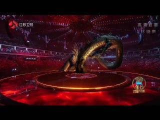 171231 Kris Wu - B.M. @ Jiangsu TV 2017-2018 Countdown