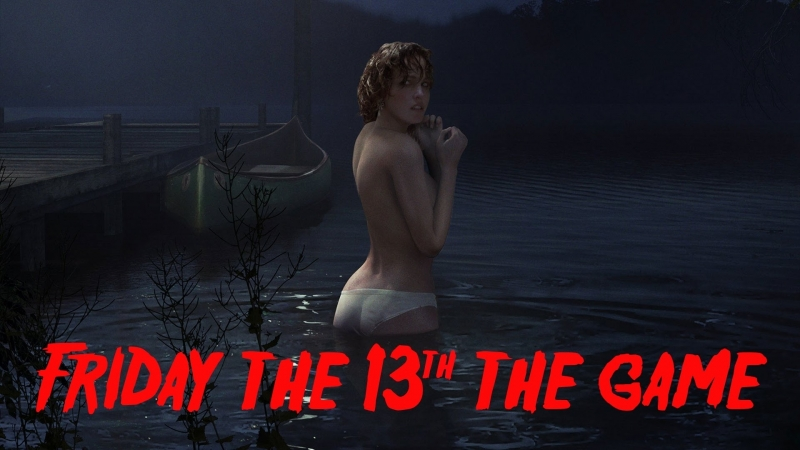 Friday the 13th The Game - Джейсон, который боится вожатых (Кантенд Васимнацадь Плюз)
