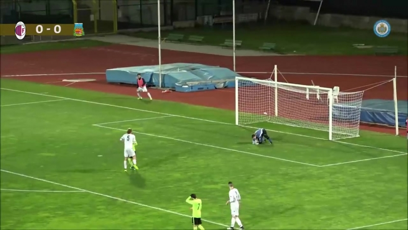 Коппа Титано 2017-18. Фьорентино - Либертас (1:2)