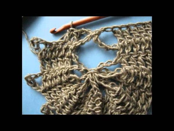 Cómo Crochet Brujas Lace Tejidos