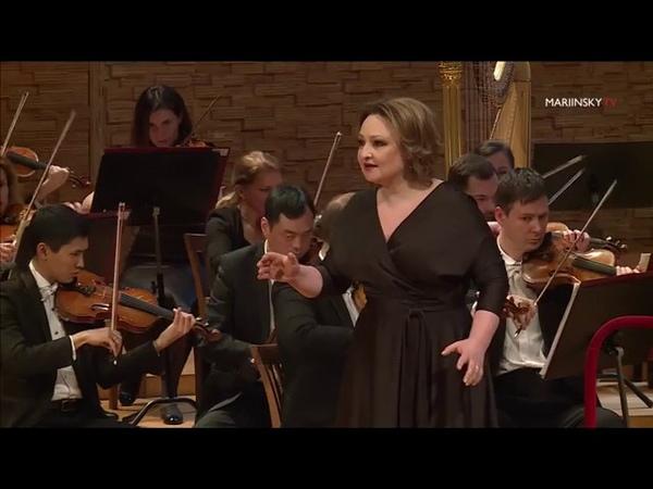 Nadya Serdyuk – Condotta ell'era in ceppi – G. Verdi Il Trovatore